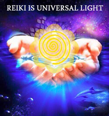 Reiki light