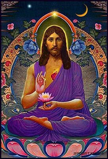 cosmic christ jesus yoga