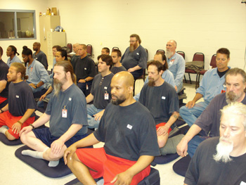 Transcendental meditation in prisons