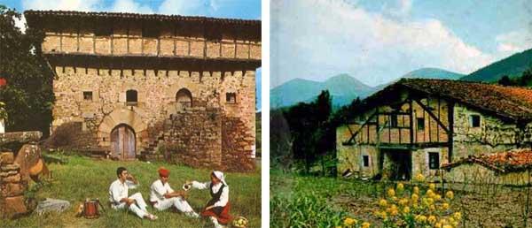 casarios basque
