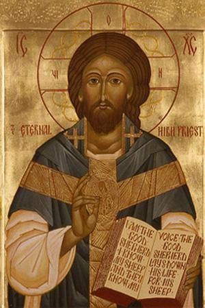 Christ as high priest