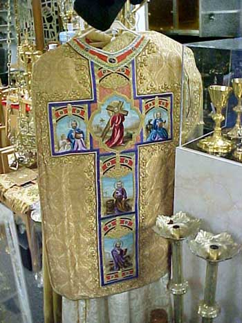 vestments mass