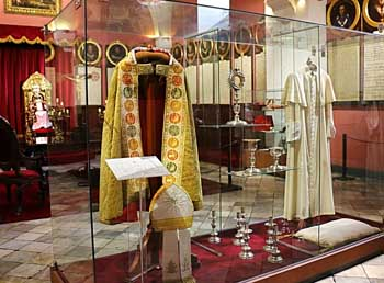 vestments museum