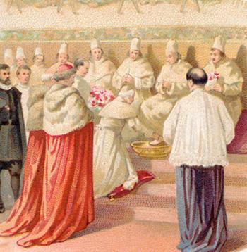 traditional mandatum 19th century