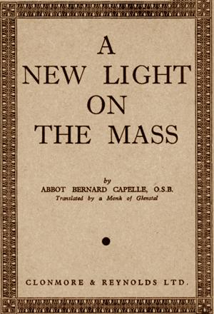 light of the new mass
