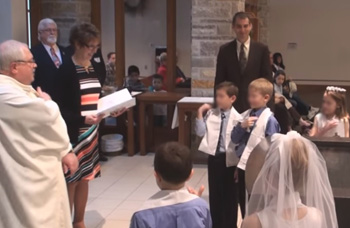 renewal of baptismal vows