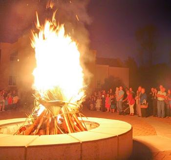 vigil fire