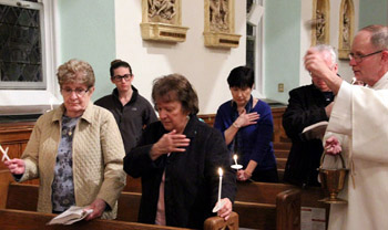 deacon baptismal promises