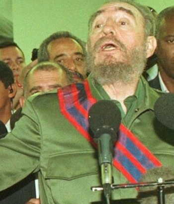 Fidel Castro the demagogue