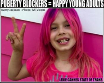 puberty blockers