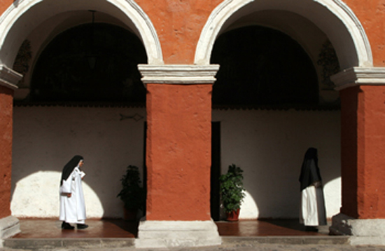 Peru cloistered Dominicans
