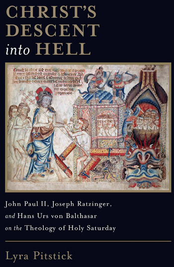 Book cover of 'Christ Descends into Hell' by Hans Urs von balthasar