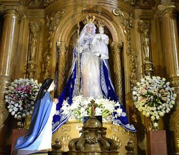 madre mariana víctima