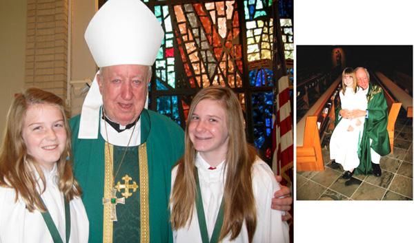Bishop John McCarthy