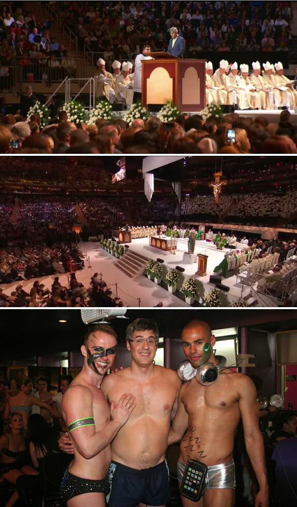 Homosexual invited to be a lector at papal Mass 02