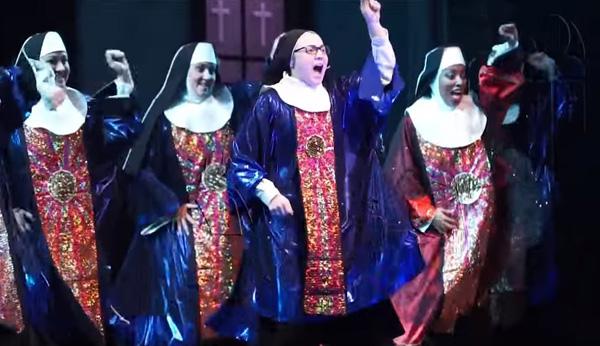 Suor Cristina- Sister Act- 04