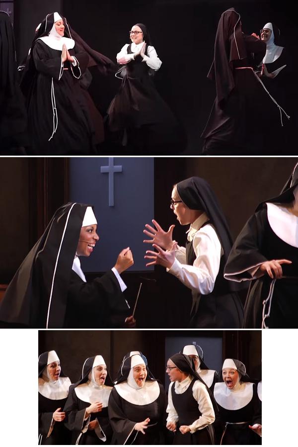 Suor Cristina- Sister Act- 05
