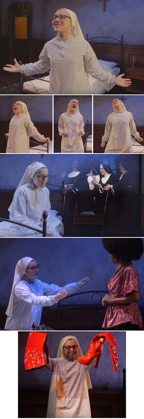 Suor Cristina- Sister Act- 06