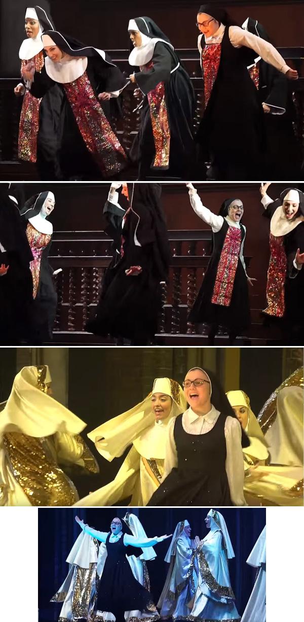 Suor Cristina- Sister Act- 07
