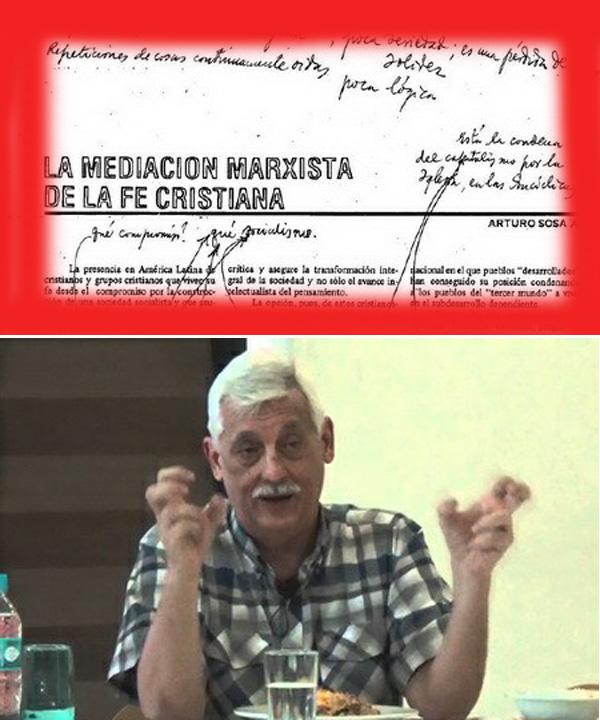 Fr. Arturo Sosa & Marxism