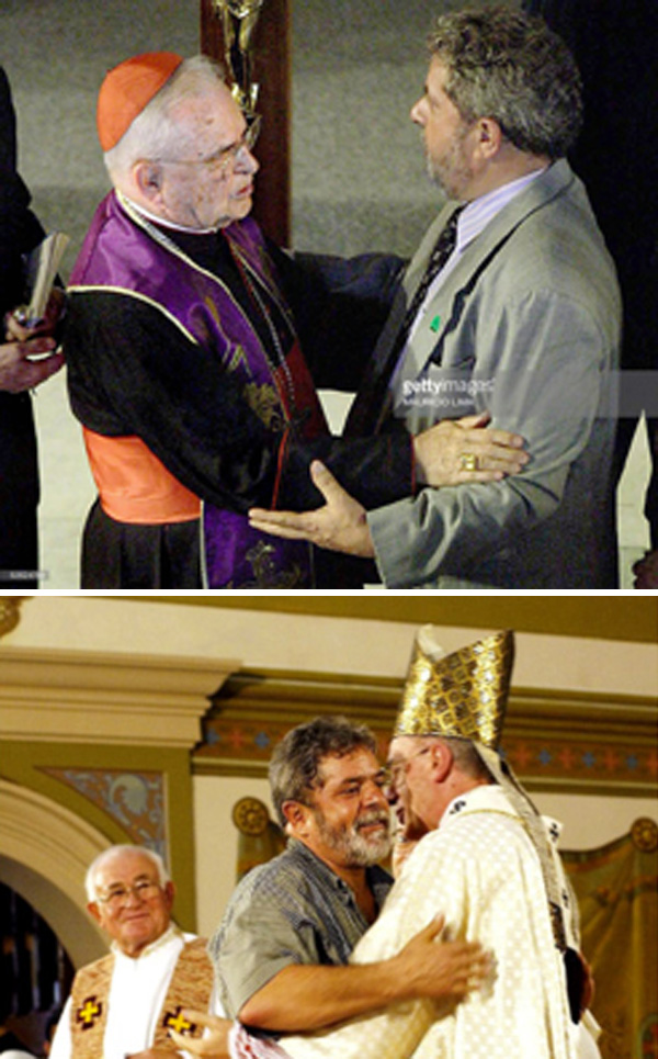 Cardinal Paulo Evaristo Arns 3