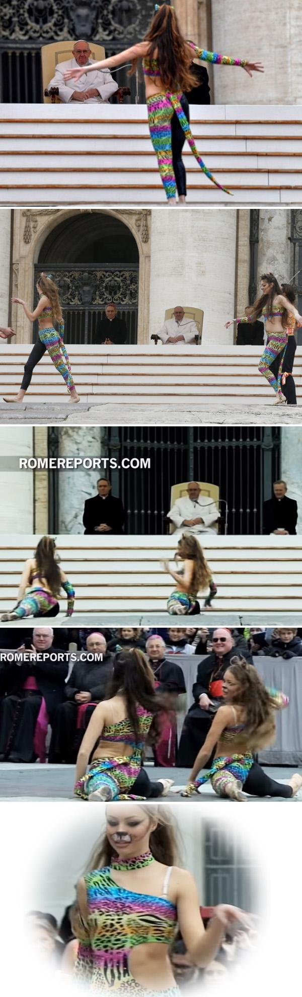 Pope's kittens -2