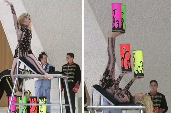 Immoral acrobat 2