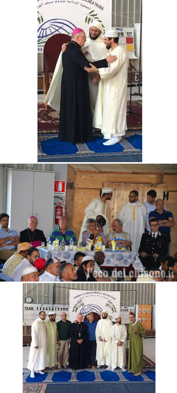 Bishop Pier Giorgio Debernardi 1
