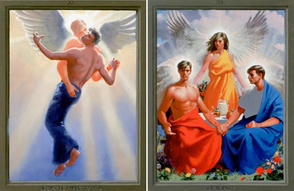 El p. James Martin promueve gay Jesús 1
