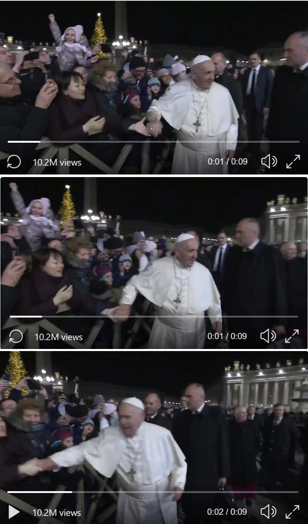Bofetadas Papa 3
