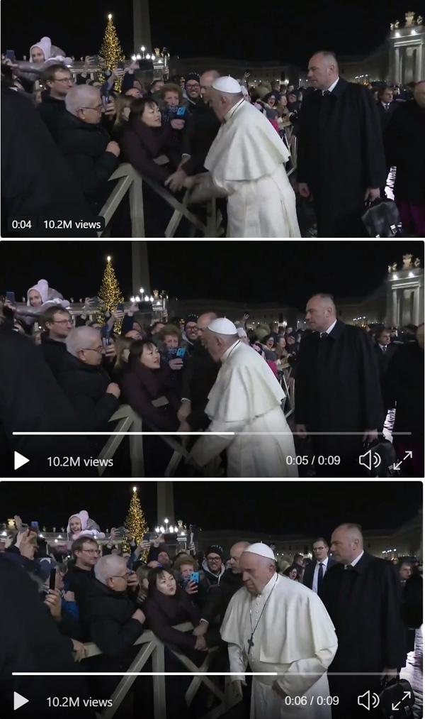 Bofetadas Papa 6