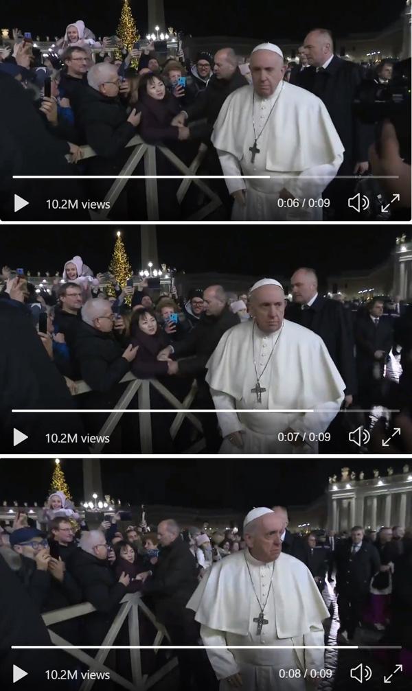 Bofetadas Papa 7