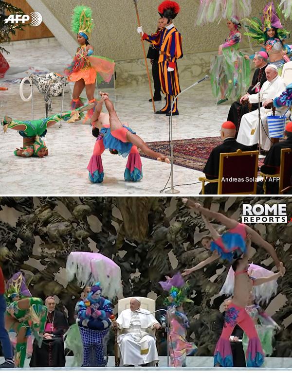 Francisco recibe el circo cubano 2