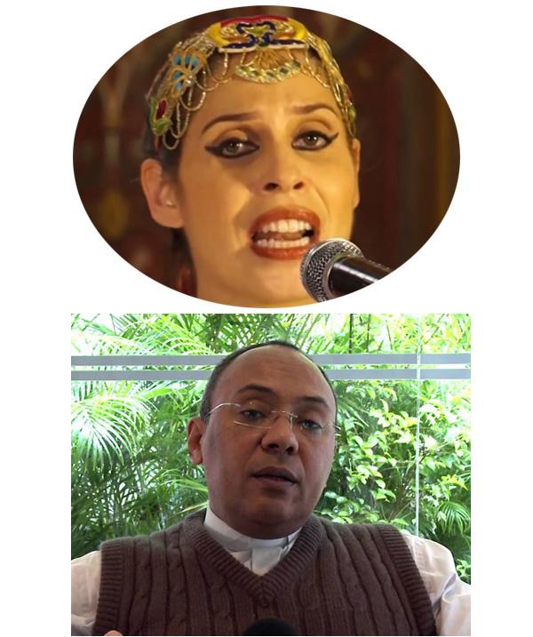 Ceremonia de Hare Krishna en la iglesia católica de Río 10