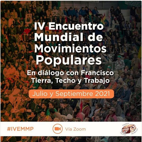 IV Encuentro Mundial de Movimientos Populares
