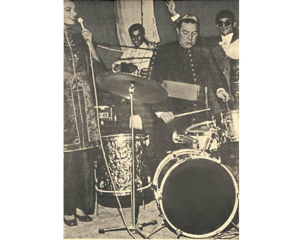 Drum Bishop