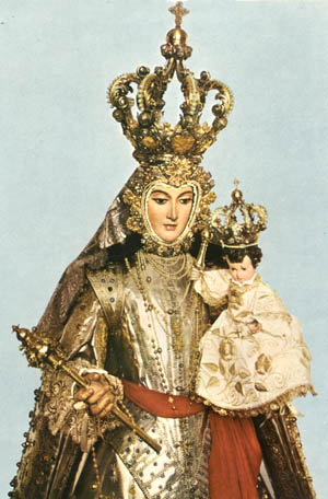 Virgin of Lepanto, Spain