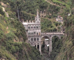 Our Lady of Las Lajas Sanctuary