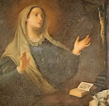 conversion of St. Catherine of Genoa