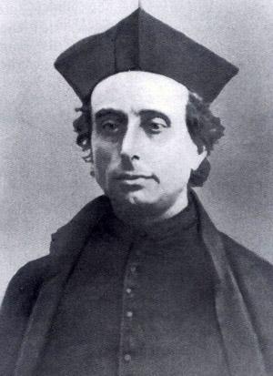 P.  Henri Ramiere, fotografía en blanco y negro