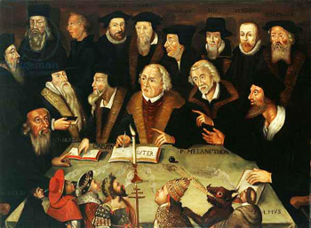 cicle of protestant reformers