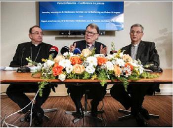 Belgian Bishops on pedophilia