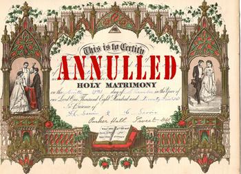 Catholic annulments