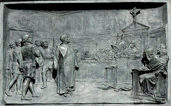 Judgment of Giordano Bruno