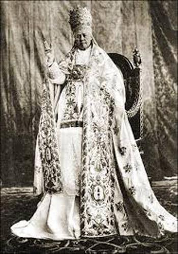 papal pomp