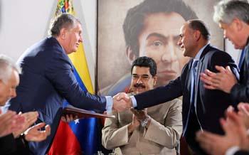 acuerdo rosneft rusia venezuela
