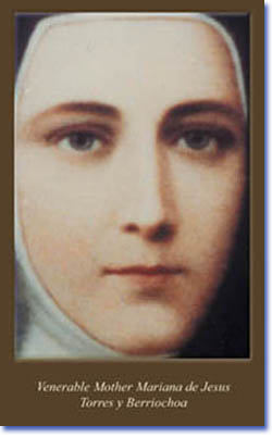 Venerable Mothe Mariana
