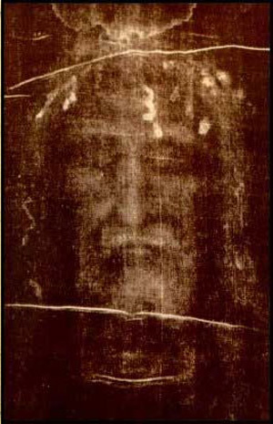 Holy Face Shroud of turin