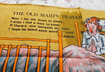 old maid's prayer