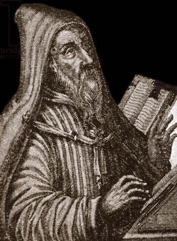 engraving st john